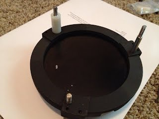 Celestron 130 SLT Mirror Modification for Astrophotography