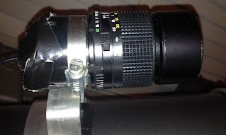 Camera Lens Guide Scope